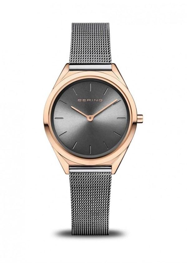 BERING Ladies Wrist Watch Model ULTRA SLIM 17031-369