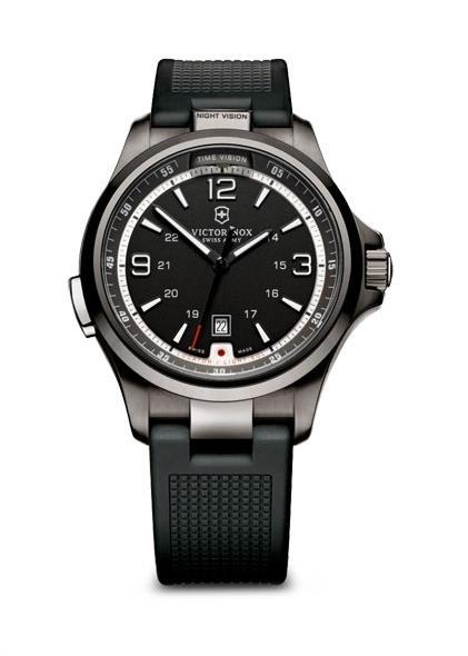 VICTORINOX Wrist Watch Model Night Vision Rubber 241596