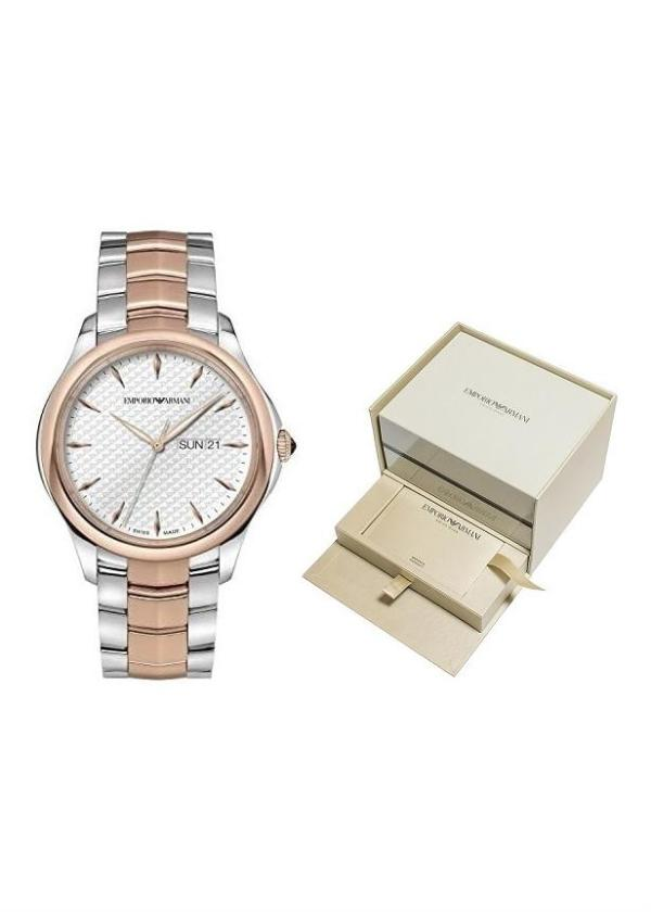 EMPORIO ARMANI SWISS MADE Gents Wrist Watch ARS8609