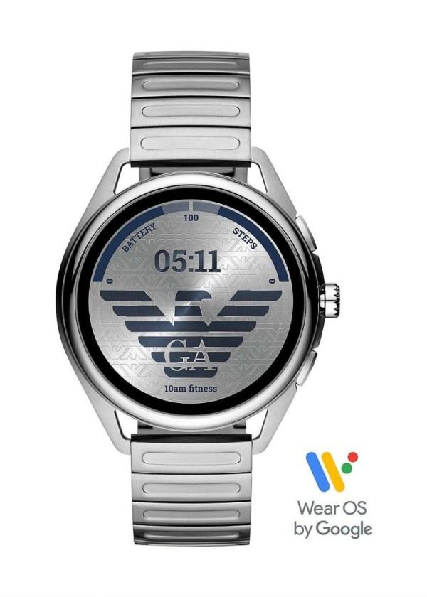 EMPORIO ARMANI CONNECTED SmartWrist Watch Model MATTEO ART5026