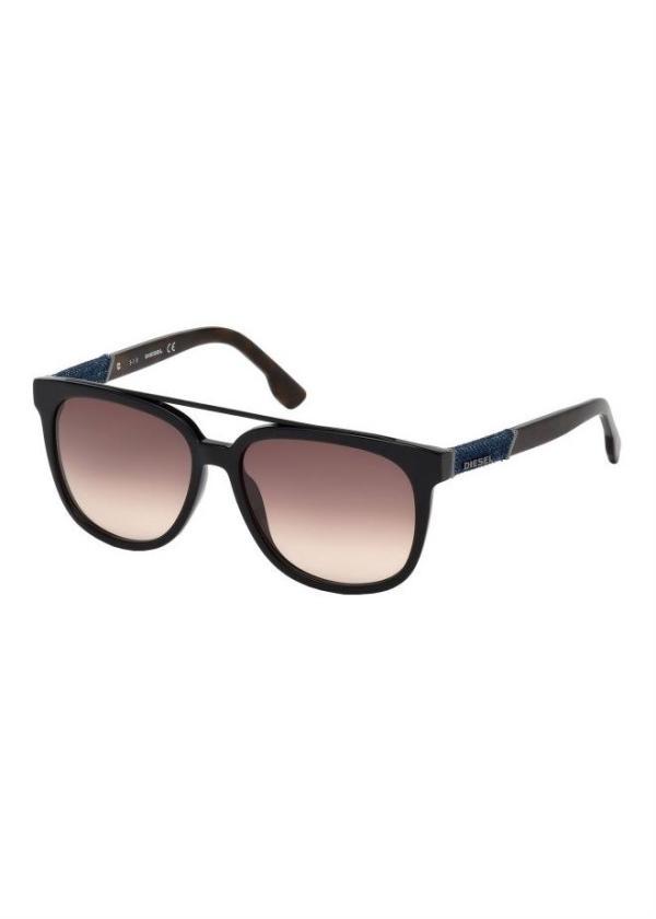 DIESEL Unisex Sunglasses - DL0166-01F