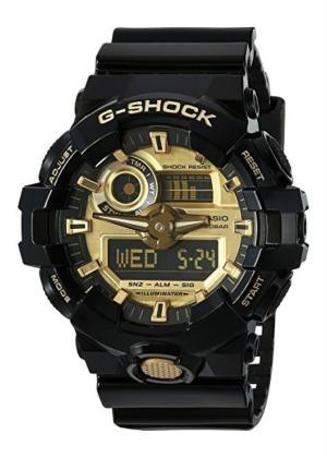 CASIO G-SHOCK Gents Wrist Watch GA-710GB-1A
