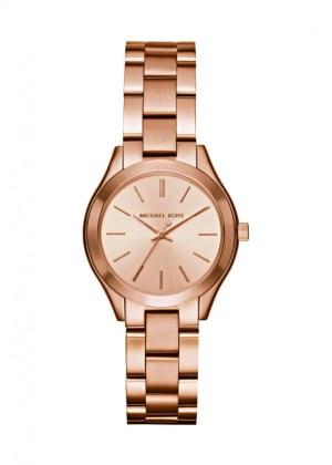 MICHAEL KORS Ladies Wrist Watch Model SLIM RUNWAY MK3513
