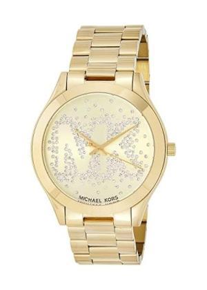 MICHAEL KORS Ladies Wrist Watch Model SLIM RUNWAY MK3590