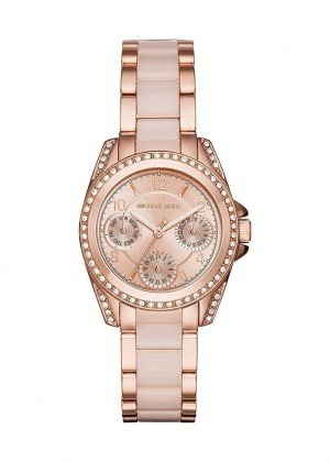MICHAEL KORS Ladies Wrist Watch Model MINI BLAIR MK6175