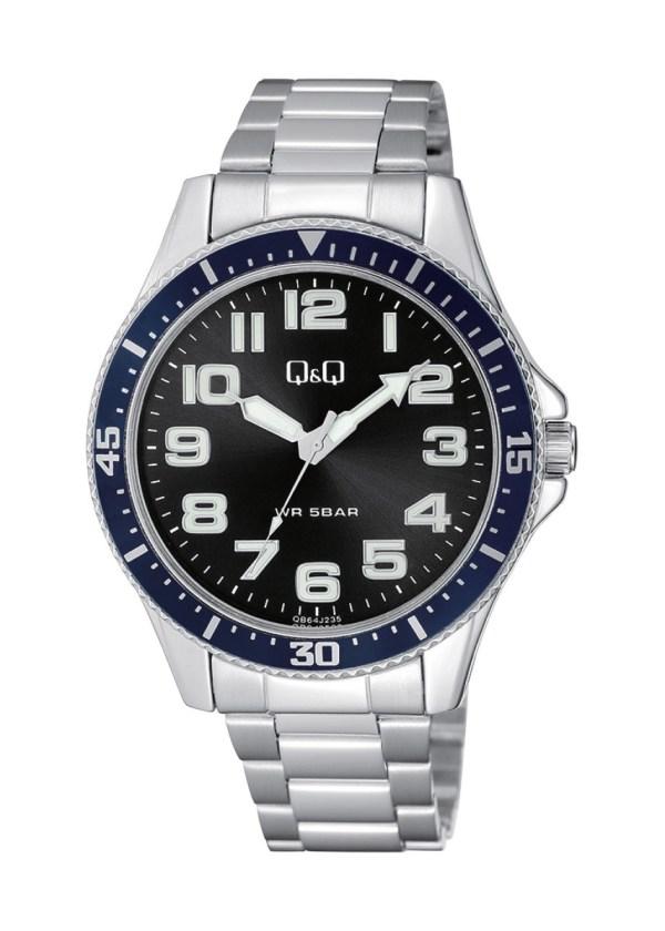 Q&Q Gents Wrist Watch QB64J235Y