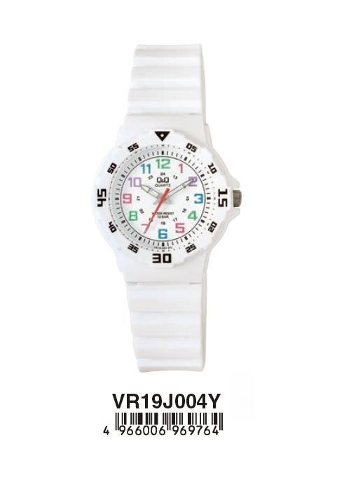 Q&Q Childrens Wrist Watch VR19J004Y