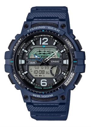 CASIO Gents Wrist Watch WSC-1250H-2A