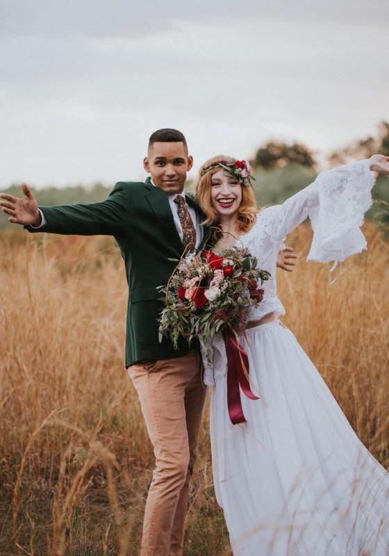 The Foliage Wedding Inspiration