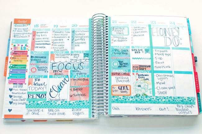 Stop settling for being tired! This is what over scheduling looks like.