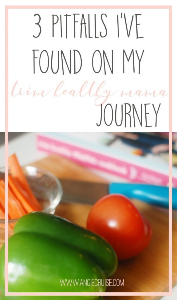 It took me 4 months to figure out the Trim Healthy Mama pitfalls I was falling into , so I'm going to do you a huge favor and share them with you right now! Hopefully, this list keeps you on track from day one. #trimhealthymama #weightloss