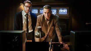 Martin Freeman and Anthony LaPaglia. Photo courtesy BBC Two