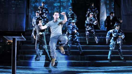 "Kansas City Repertory Theatre's 'Venice"""