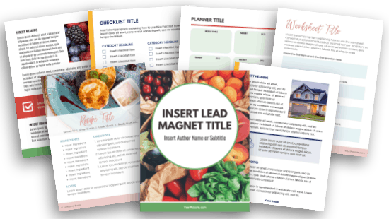 Lead Magnet Templates