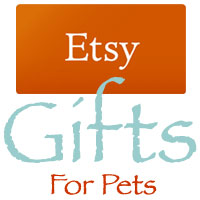 Etsy Gifts For Pets Logo
