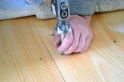 pine hard install wide