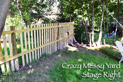 Fence Right Side
