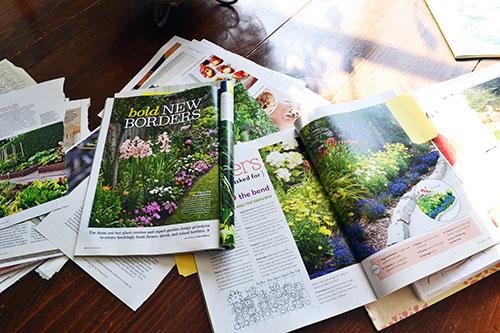 Shade Garden Inspiration