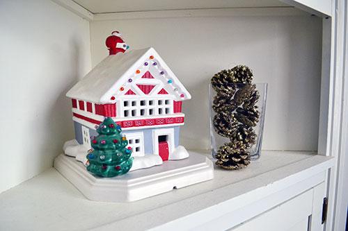 Christmas House From Grandma 2013