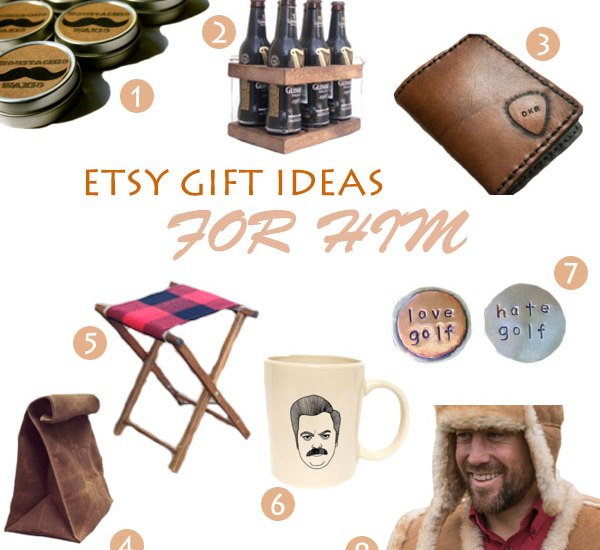 Etsy Holiday Gift Guide 2013