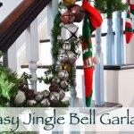 Create A Jingle Bell Garland