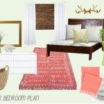 Master Bedroom Makeover Mood Board