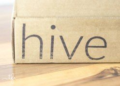 Subscription Box Review: The Hive Box | angiethefreckledrose.com