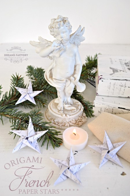 Dreams Factory  | DIY Paper Stars & Free Printables