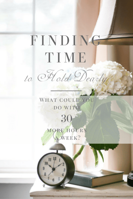 Finding Time To Hold Dearly - She Holds Dearly