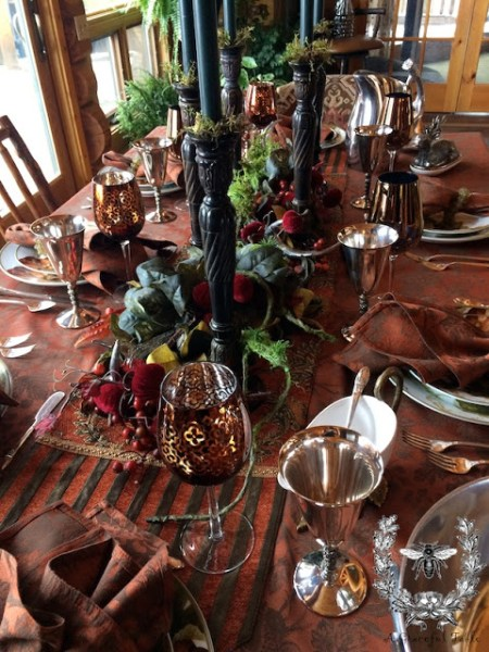 A Day To be Thankful | A Graceful Table