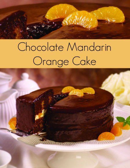 Chocolate Orange Cake | The jenny Evolution