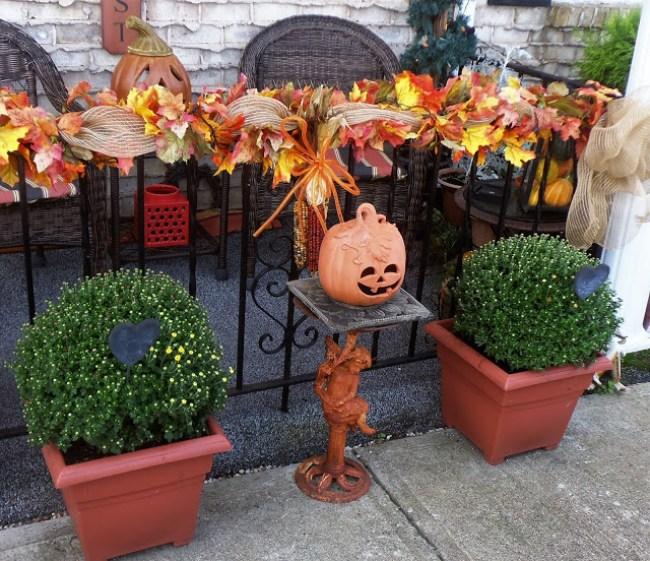 Fall Garden Update | Debbie-Dabble Blog
