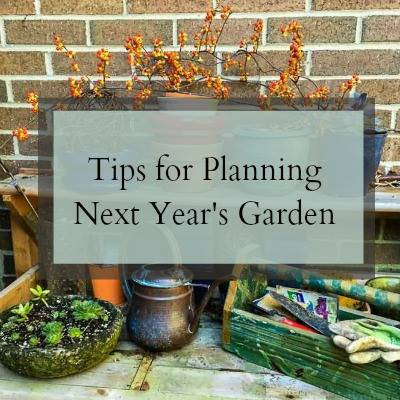Tips for Planning Next Year's Garden - Hearth and Vine