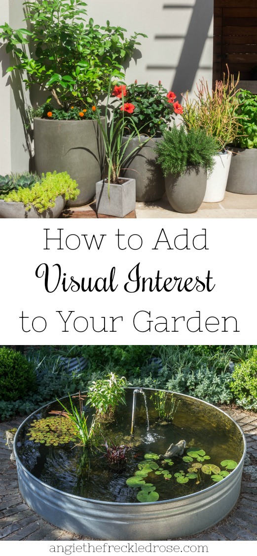 How to Add Visual Interest to Your