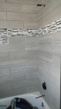 Bathroom Tile Flooring Contractor in Union County, New Jersey.