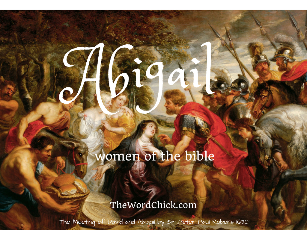 Women of the Bible | the Word chick