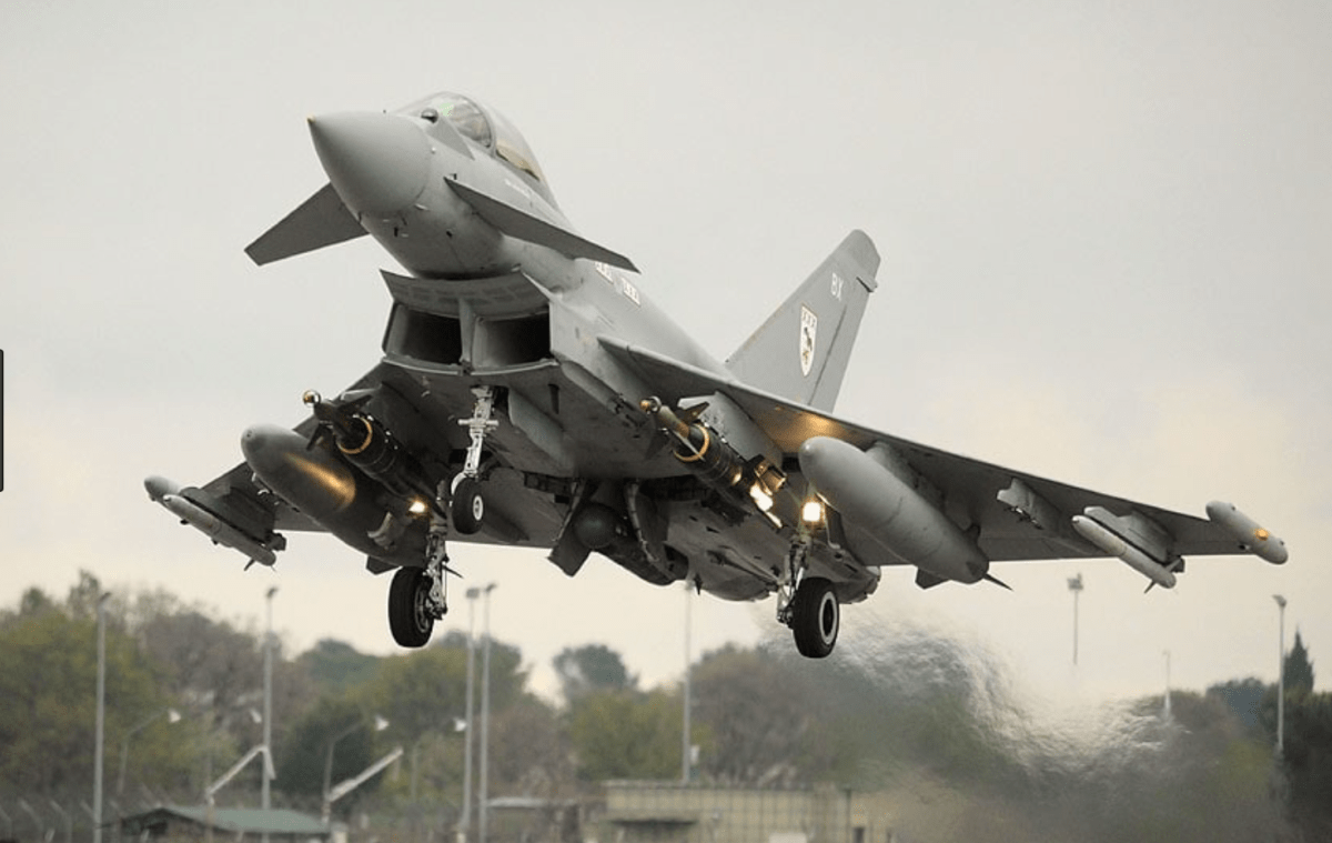ILA 2018: Gantikan Tornado Jerman, Eurofighter Tawarkan Typhoon Bermesin Lebih Kuat