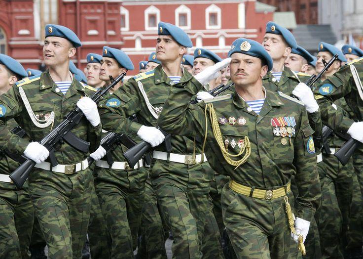Mengenal VDV, Pasukan Payung Terbesar dari Rusia