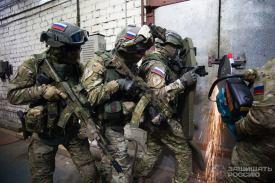 pasukan khusus rusia