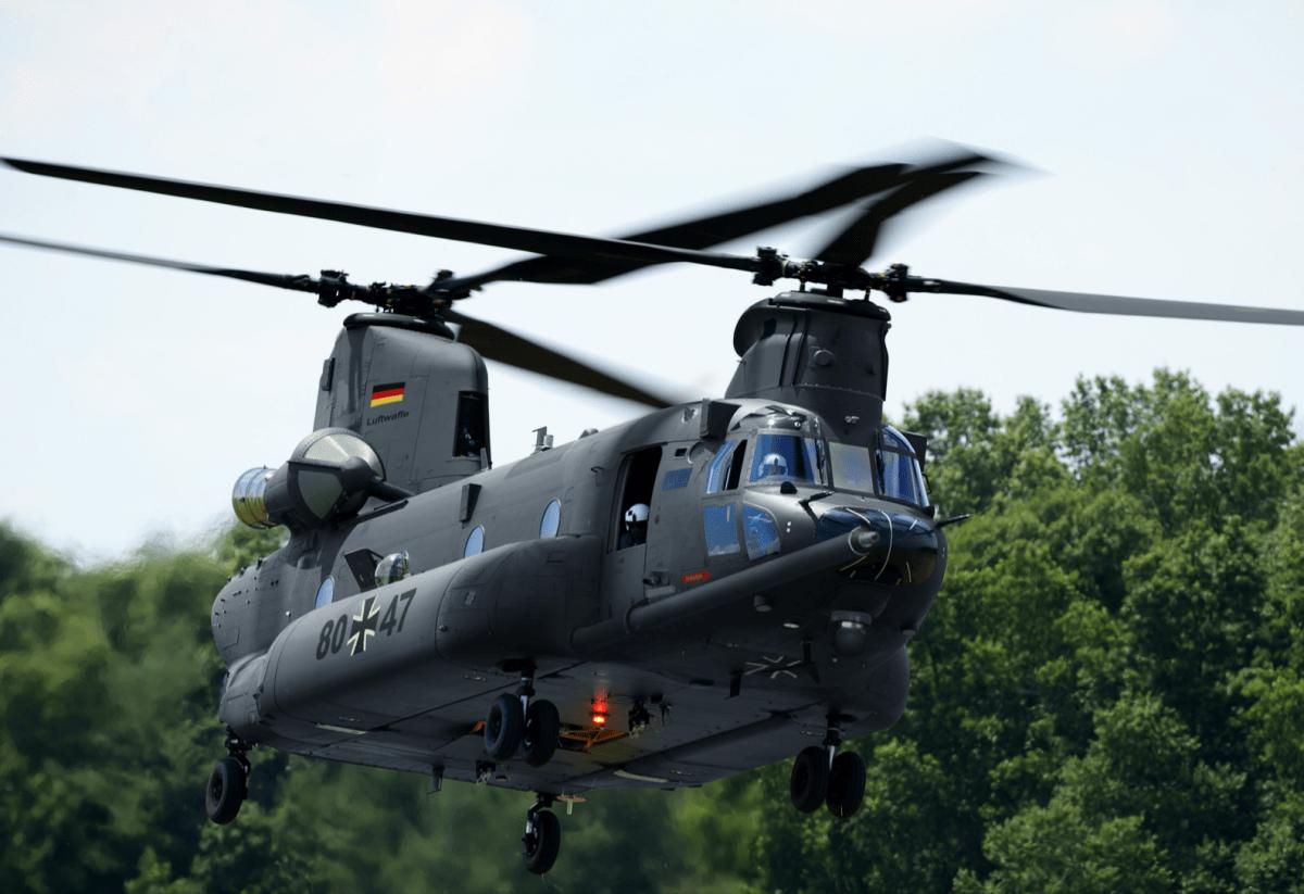 ILA 2018: Tawarkan CH-47 Chinook, Boeing Gandeng 10 Industri Ternama di Jerman