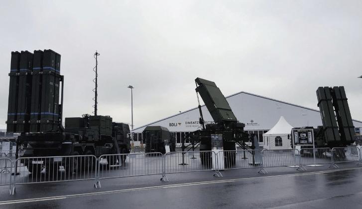pertahanan udara