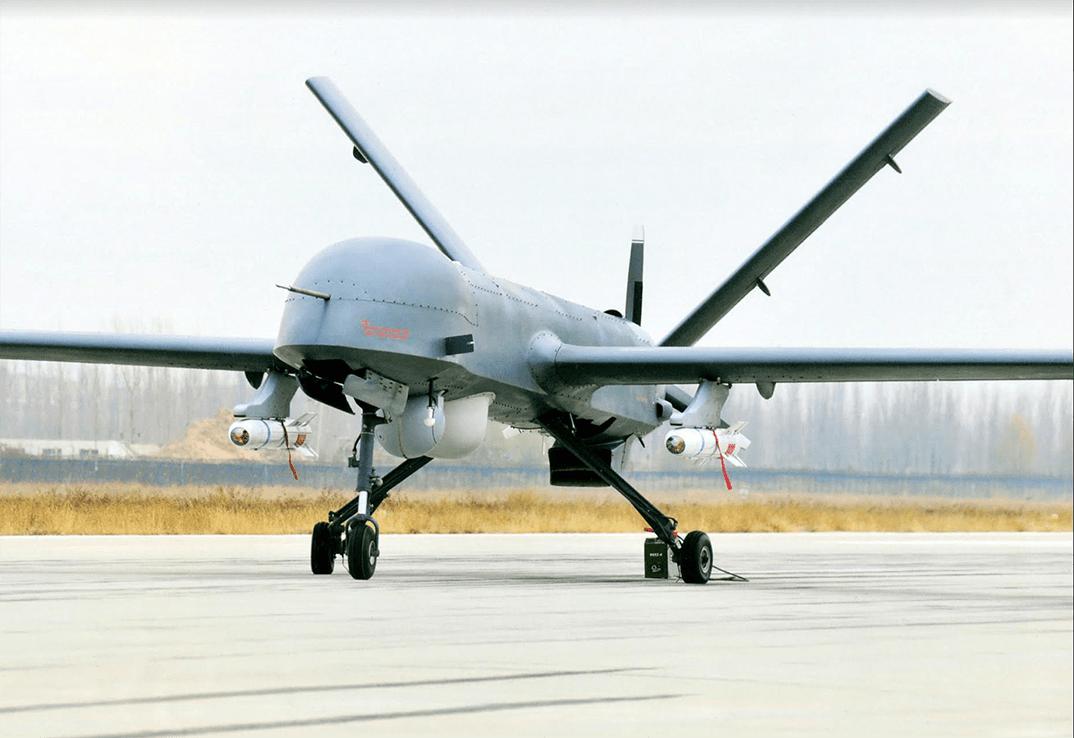 CASC CH-4 Rainbow, Drone Teruji Tempur Asal China yang Dipinang TNI