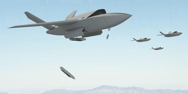 Dulu Cuma Jadi Target Tembak, XQ-58A Valkyrie Akan Mampu Jadi Penempur
