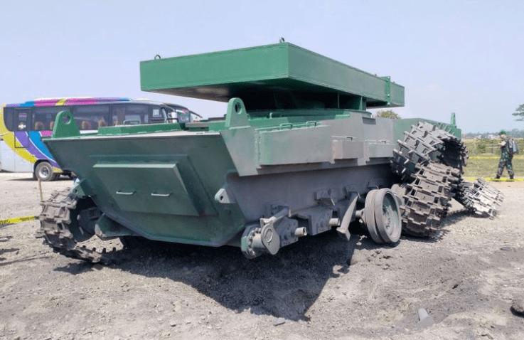 Mine Blast Test, Mengukur Kemampuan Prototipe Ranpur Dalam Menyelamatkan Kru (Bagian 1)