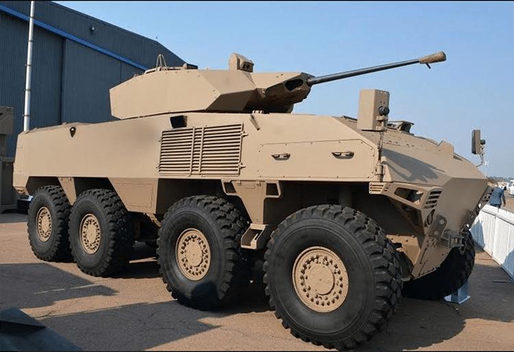 Ranpur Generasi Baru RG-41, Kawin Silang Panser Roda dan MRAP