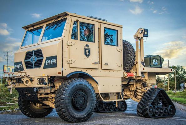 Kendaraan Militer