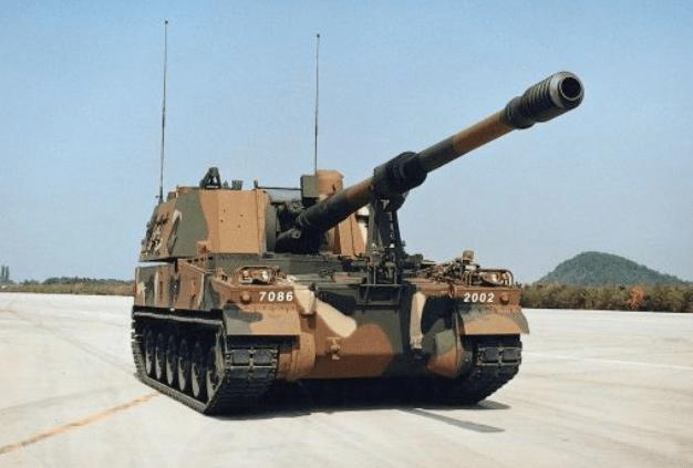 Digadang Lebih Baik dari M109A2 SP, Inilah K9 Thunder si Penggebuk Segala Musuh
