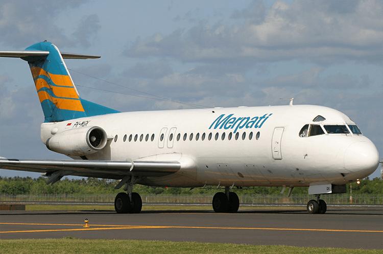 Penerbangan Mempersatukan Indonesia, Menhub Sambut Baik Rencana Merpati Beroperasi Kembali