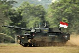 Tank Medium