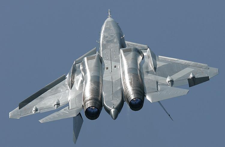 Tahun Depan, Kemhan Rusia Kontrak Pengadaan 13 Su-57 Seri Produksi dengan UAC